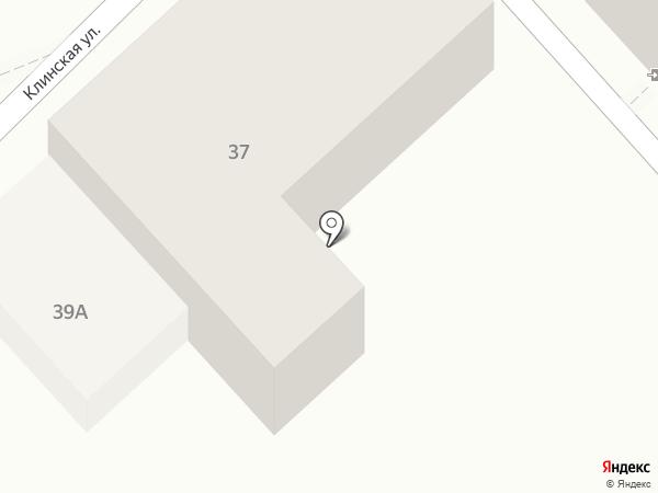 Адвокатская консультация №6 на карте Волгограда