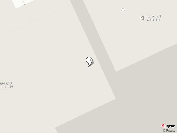 Фаэнсо на карте Волгограда
