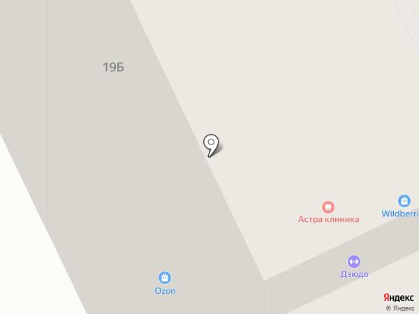 Дом на Бульваре на карте Волгограда