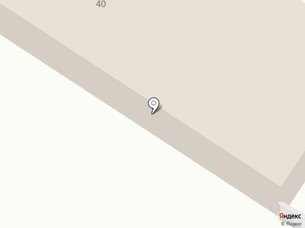 Барс на карте Волгограда