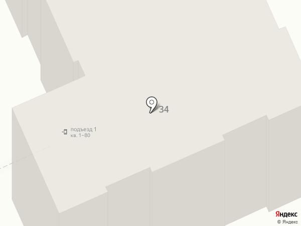 New Style на карте Волгограда