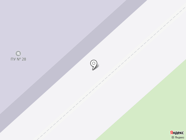 Волгастройсервис на карте Волгограда