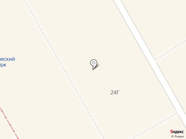 Займ-экспресс на карте Волгограда