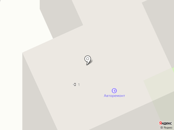 ДизельИноСервис на карте Волгограда
