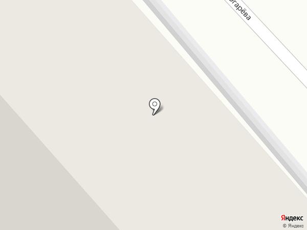 ТехСистемБезопасность на карте Волгограда