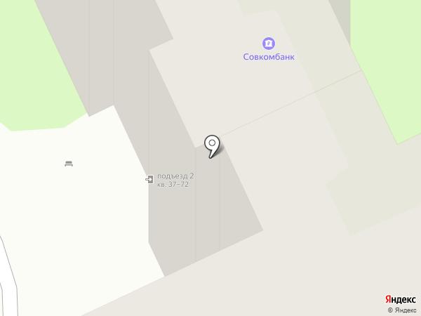 Адвокатский кабинет на карте Волгограда