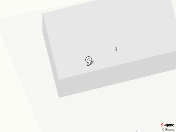 Волгоградский магниевый завод на карте Городища
