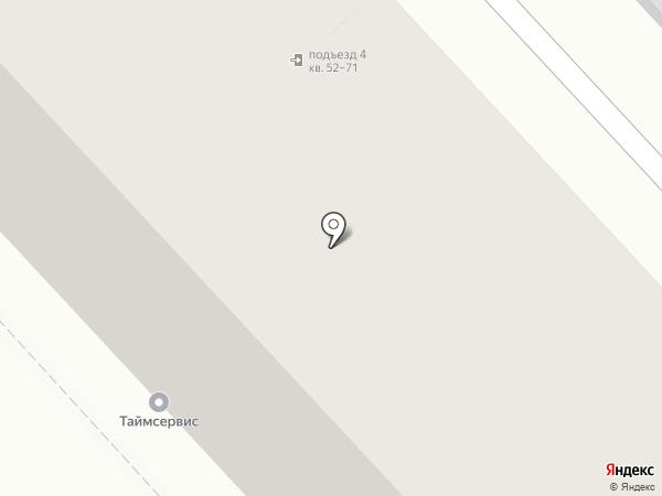 БУлавочка на карте Волгограда