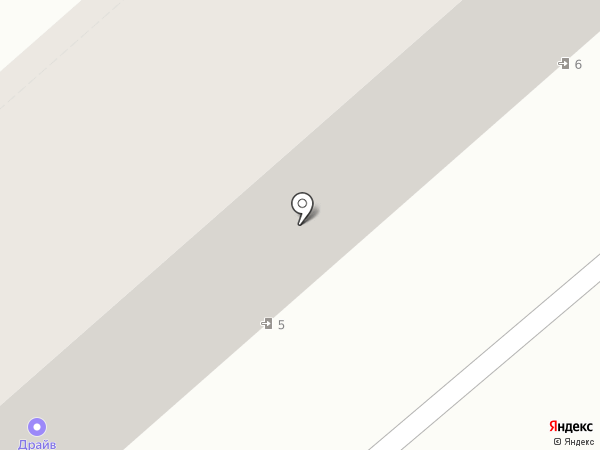 Сервер 1.0 на карте Волгограда