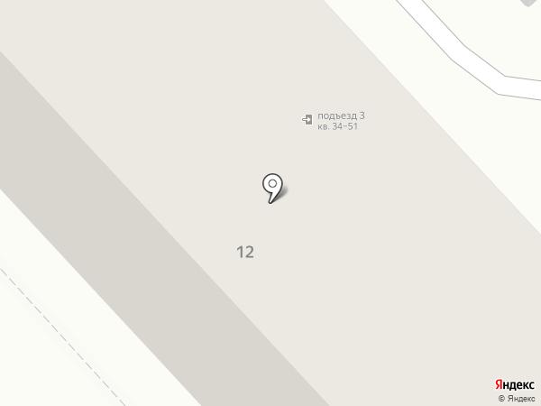 КопирТехСервис на карте Волгограда