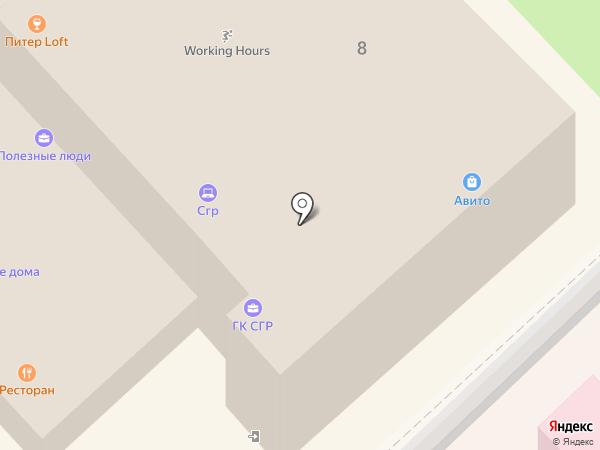 InVino на карте Волгограда