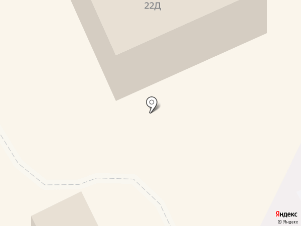 Папин Пончик на карте Волгограда