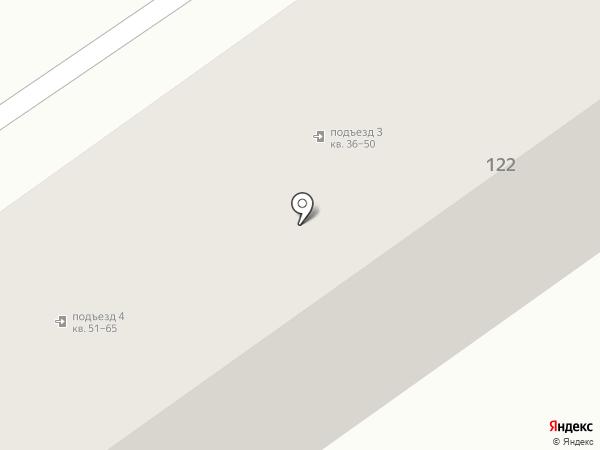 Леди Шарм на карте Волгограда