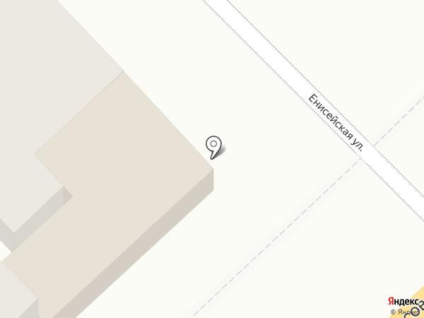 Автомойка 24 на карте Волгограда