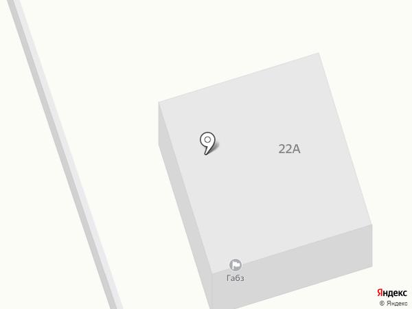 Городищенский асфальто-бетонный завод на карте Городища