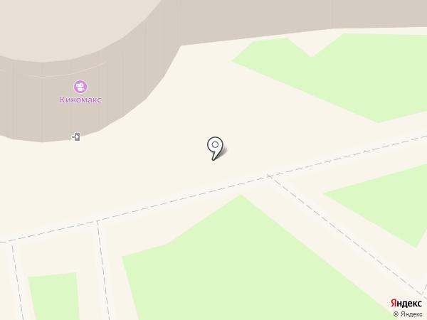 МакКафе на карте Волгограда