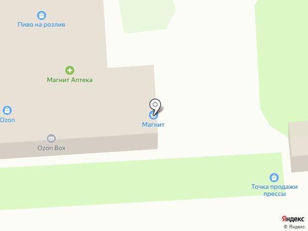 Союзпечать на карте Волгограда