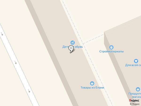 Приосколье на карте Волгограда