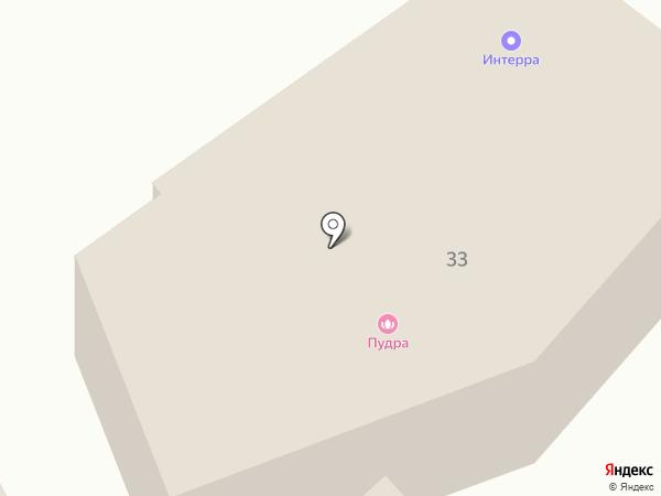 Агентство коммерческого мониторинга на карте Волгограда
