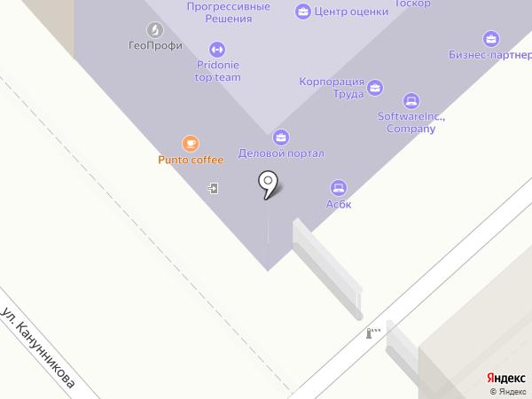 Холтес на карте Волгограда