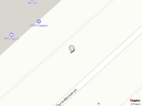 МСВ на карте Волгограда