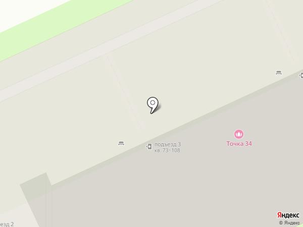 Enjoy на карте Волгограда