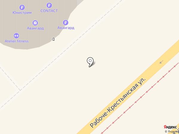 Росгосстрах-Жизнь на карте Волгограда