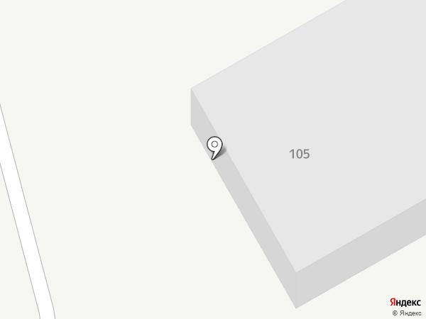Ремстройбаза на карте Городища