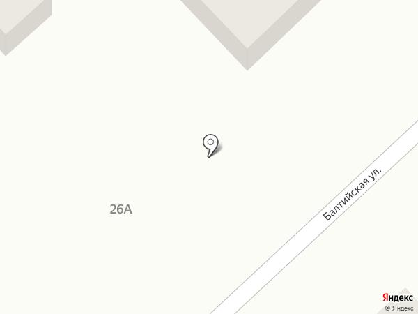 Артель Созидание на карте Волгограда