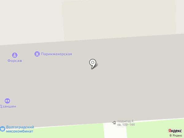 ЮгТехлолоджиГрупп на карте Волгограда