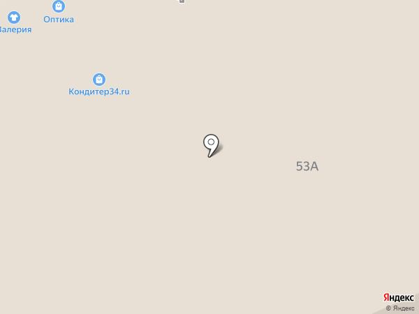 Сеть салонов оптики на карте Волгограда