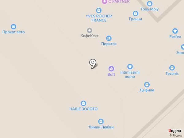 Mybox на карте Волгограда