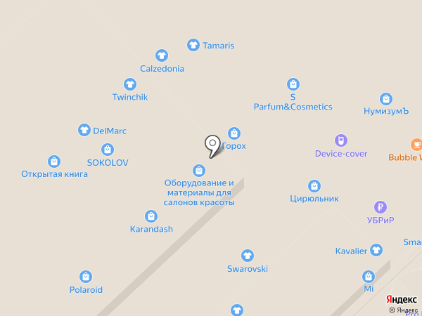EVG на карте Волгограда