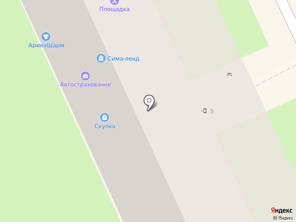 ВолгаТрансЭксперт на карте Волгограда