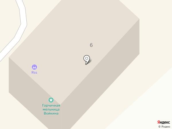 Bambino на карте Волгограда