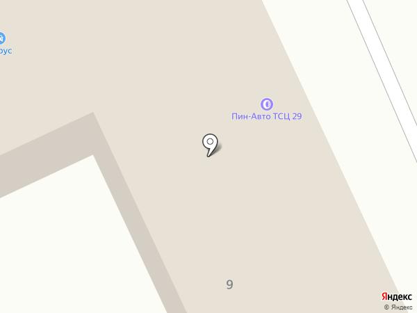 Полет Авто на карте Волгограда