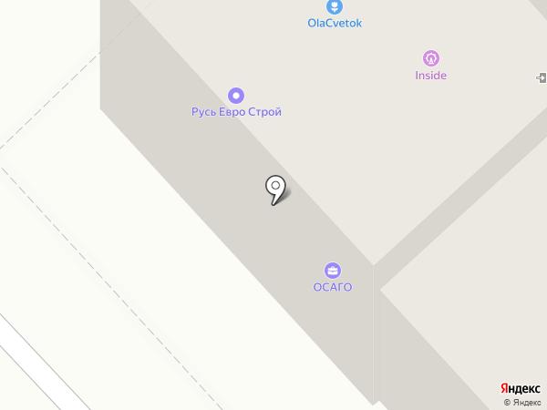 Доступная Страховка на карте Волгограда