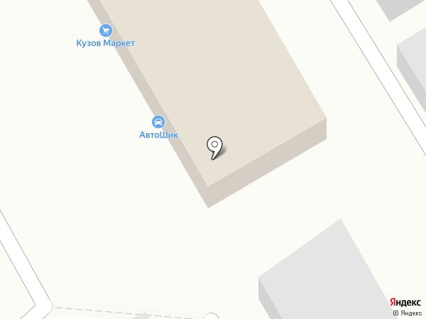 СТК-Агро на карте Волгограда