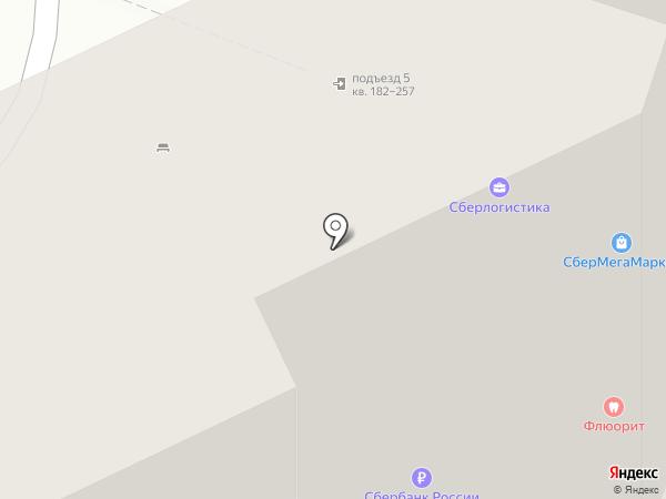 Квадрат на карте Волгограда