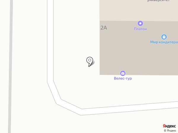Центральный на карте Волгограда