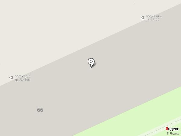 Toyota Camry на карте Волгограда