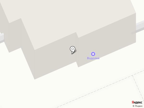 Авто-Сити на карте Волгограда