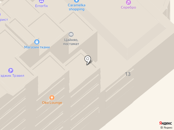 Вердиктъ на карте Волгограда