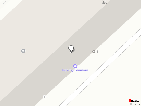 Ломбард на Циолковского, 3А на карте Волгограда