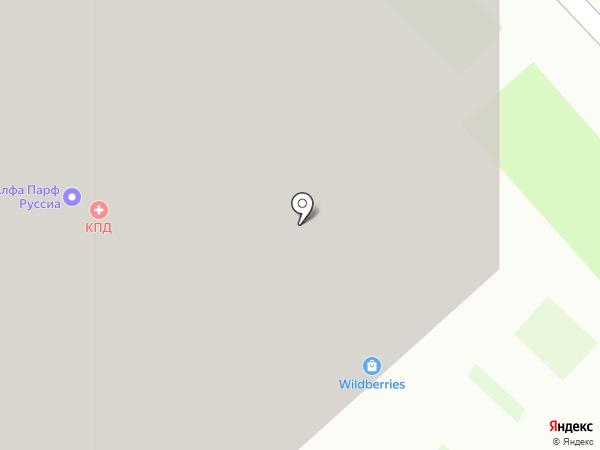 Поволжская Региональная Коллегия Адвокатов Волгоградской области на карте Волгограда