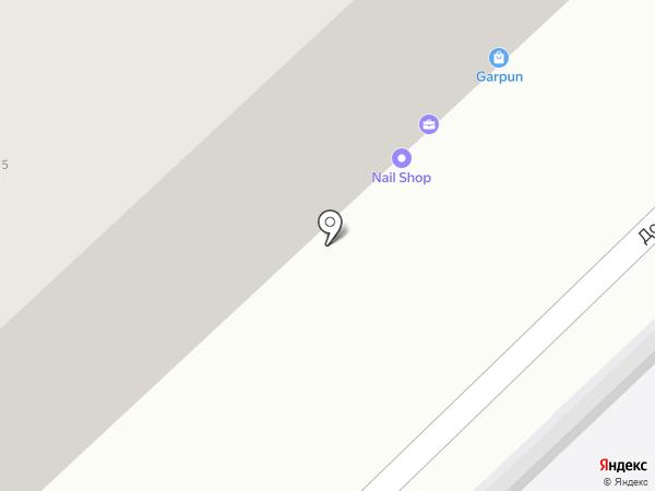 Фирс на карте Волгограда