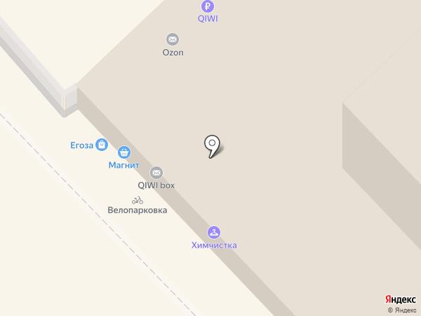 Белита-Витекс на карте Волгограда