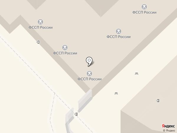 Управление Федеральной службы судебных приставов по Волгоградской области на карте Волгограда