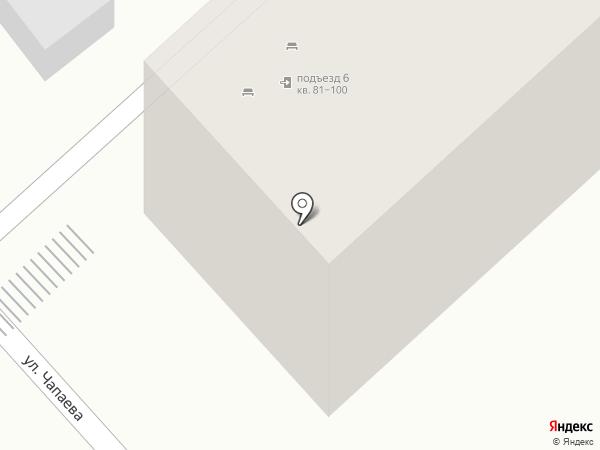 Источник на карте Волгограда
