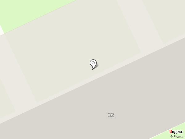 КредитСервис-34 на карте Волгограда